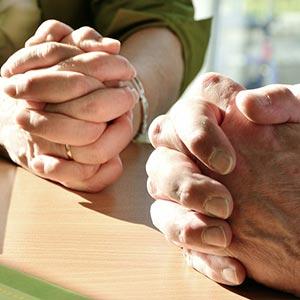 Pregare in famiglia