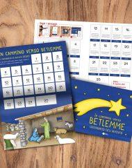 Calendario dell'Avvento - In cammino verso Betlemme
