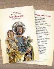 Cartoncino San Giuseppe