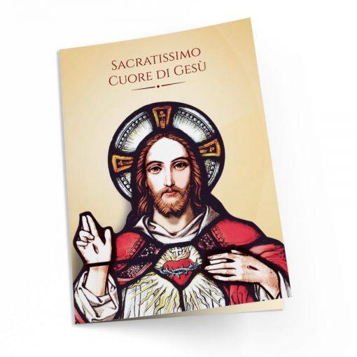 Pieghevole Sacratissimo Cuore